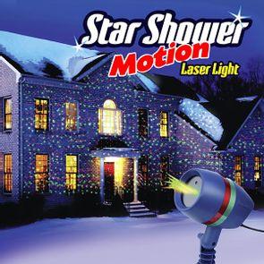 Star-Shower-Motion