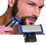 Micro-touch-solo-afeitadora-rasuradora-al-ras-afeita-afeitate-corta-barba-bigote-patillas-pelo-barbilla-look-estilo-hombre-masculino-barberia