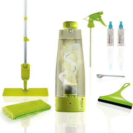 H2O E3 limpia sanitiza limpiador sanitizador desinfectante desinfección bacterias germenes sano higiene